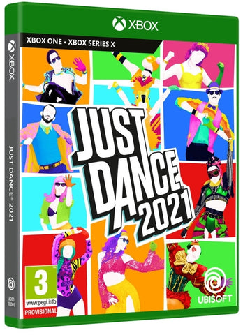 Jogo Xbox Just Dance 2021 (One e Series)