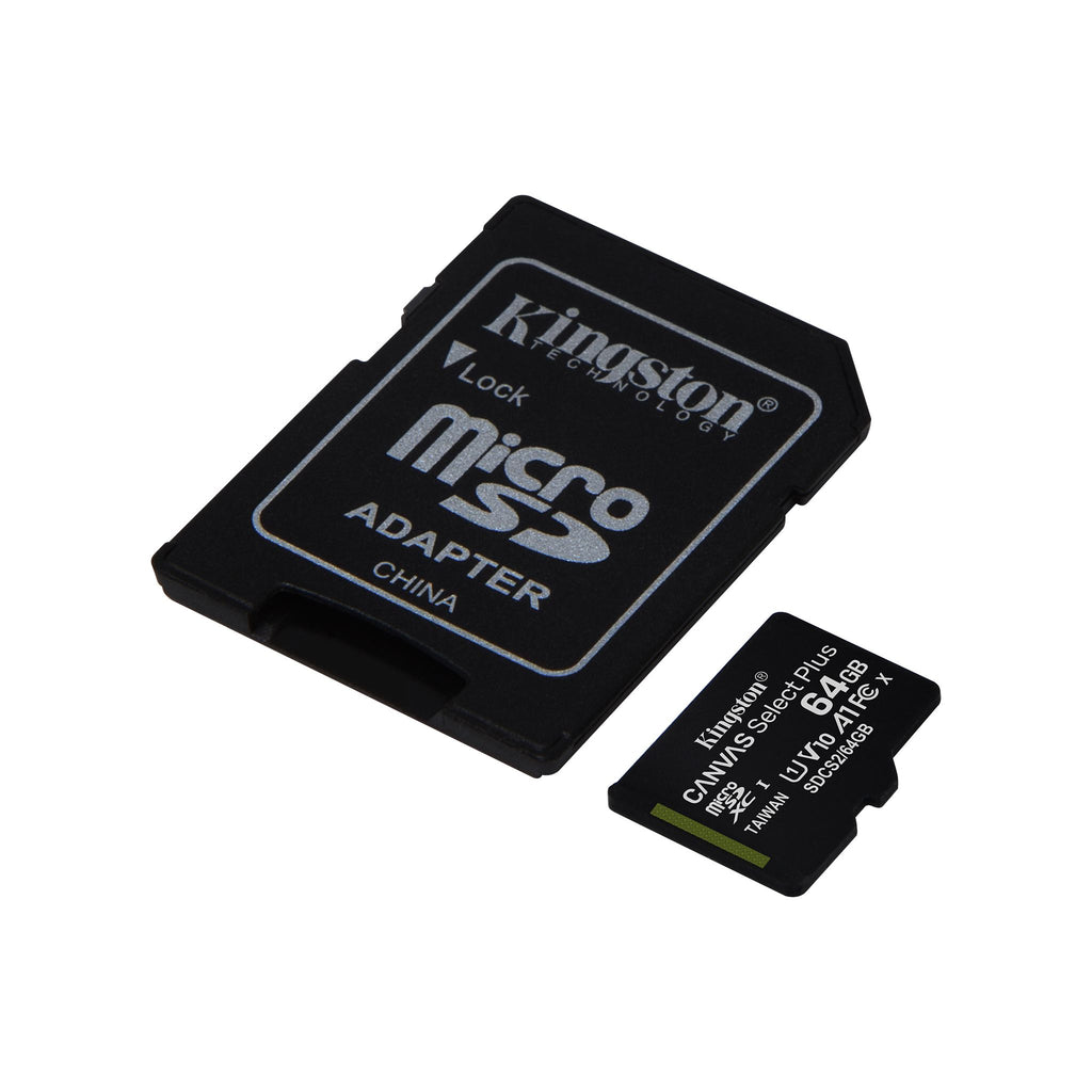 Cartão Micro SDHC Kingston 64GB Classe 10 100MB/s