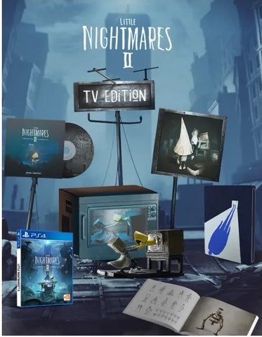 Jogo PS4 Little Nightmares II TV Edition