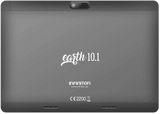 Tablet Infiniton Earth 10.1 | ARM-A7 | 1GB RAM | 16GB | 3G | WIFI - Cinzento