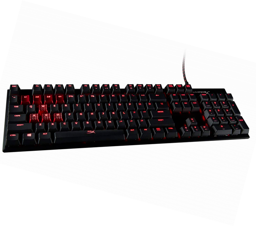 Teclado Gaming Kingston HyperX Alloy FPS Cherry MX Red US Layout