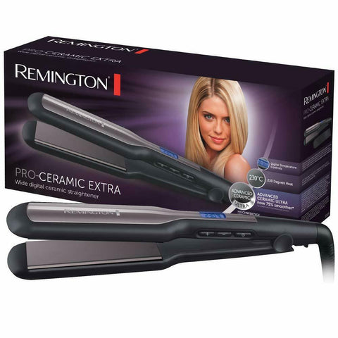 Alisador de Cabelo Remington S5525 Pro-Ceramic Ultra