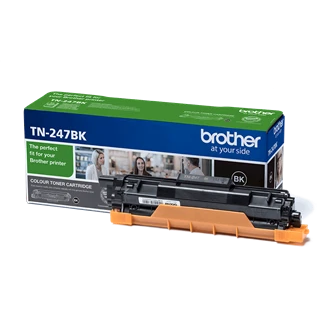 Toner Brother TN247BK Preto