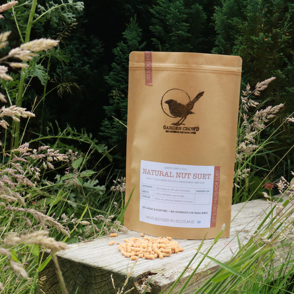 Natural Nut Suet Pellets -  Natural Wild bird food and seed mixes - for Small Garden Birds