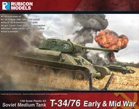 280013 - T-34/76 – Early & Mid War