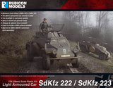 280062 - SdKfz 222/223 Light Armoured Car