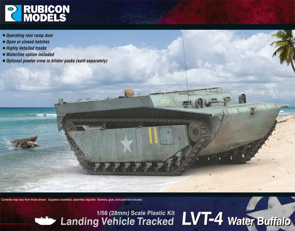 280068 - LVT-4 Water Buffalo