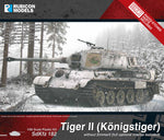 280099 - King Tiger without Zimmerit (low stock)