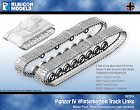 282019 - Panzer IV Winterketten Track Links