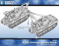282023 - M32B1 Armoured Recovery Vehicle