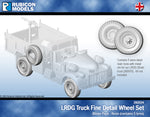 282024 - LRGD Truck Fine Detail Wheel Set
