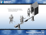 282029 - German Guard Post with Guards (Pre Order)