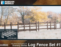 283001 - Log Fence Set #1