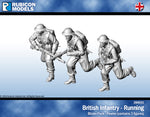 284031 - British Infantry Running