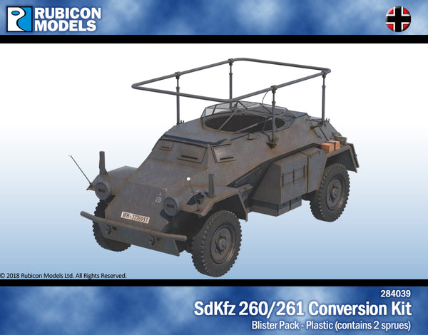 284039 - SdKfz 260/261 Upgrade Kit