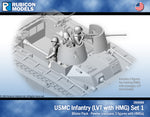 284099 - USMC Infantry -LVT with HMG Set 1
