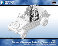 284067 - Kubelwagen Radio Car Conversion with Crew