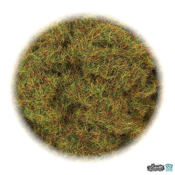 GGS-STATIC-4MM-AUT- 4mm Autumn Static Grass 30g