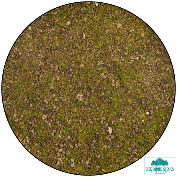 FG2002  Ground Covers - Pine Forest Ground Cover