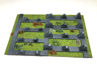 285051 - Siegfried Line Scenery Set - MDF Foundations Upgrade