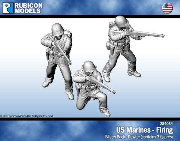284064 - US Marines - Firing