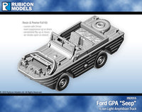 282015 Ford GPA Seep - Resin