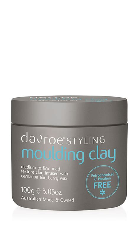 Styling ~ Moulding clay