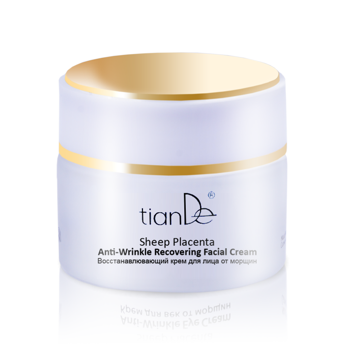 Anti-Wrinkle Recovering Facial Cream