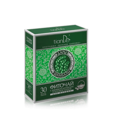Phytotea with Angelica Sinensis and Ortilia Secunda for Women Tea, 30 x 1.5g