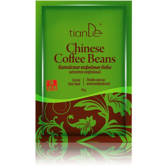 Tiande Chinese Coffee Beans Tea 10g