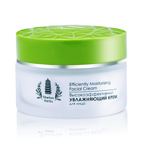 Efficiently Moisturizing Facial Cream