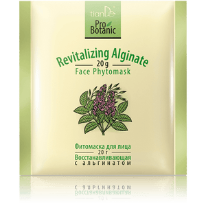 Revitalizing Alginate Facial Phytomask