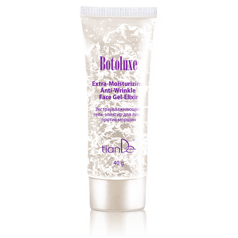 Extra-Moisturizing Anti-Wrinkle Face Gel-Elixir