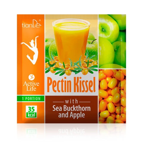 Tiande Pectin Kissel with Sea-Buckthorn and Apple