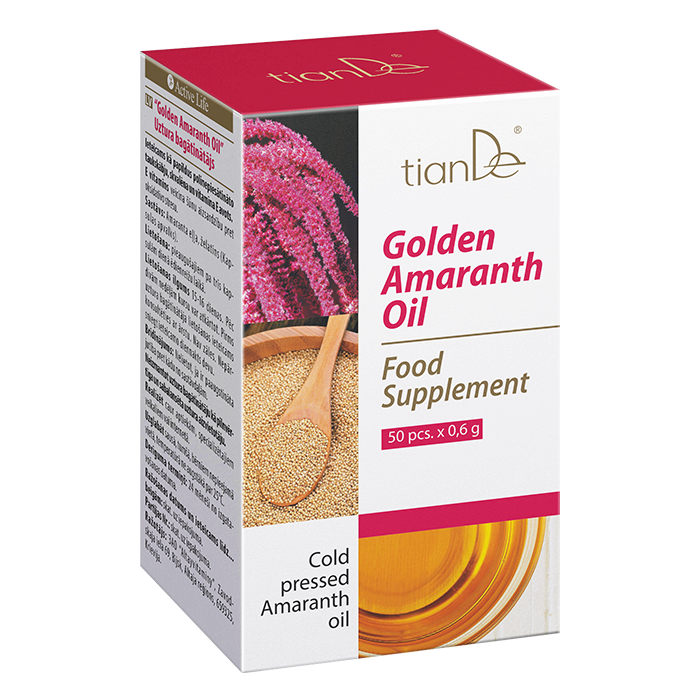 Tiande Golden Amaranth Oil
