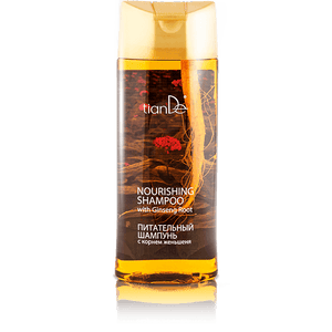 Nourishing Shampoo with Ginseng Root