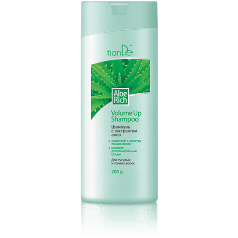 Aloe Rich Volume-Up Hair Shampoo