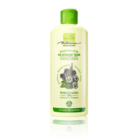 Soothing Herbal Decoction Care Shampoo