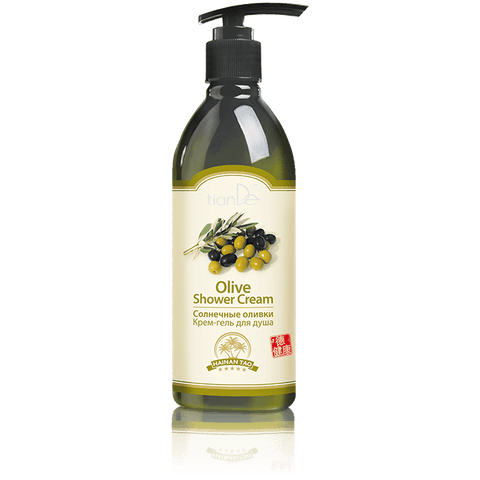 Sunny Olives Shower Cream