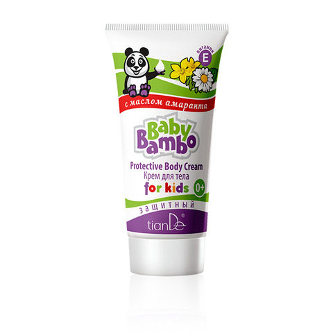 Tiande Protective Body Cream for Kids Baby Bambo