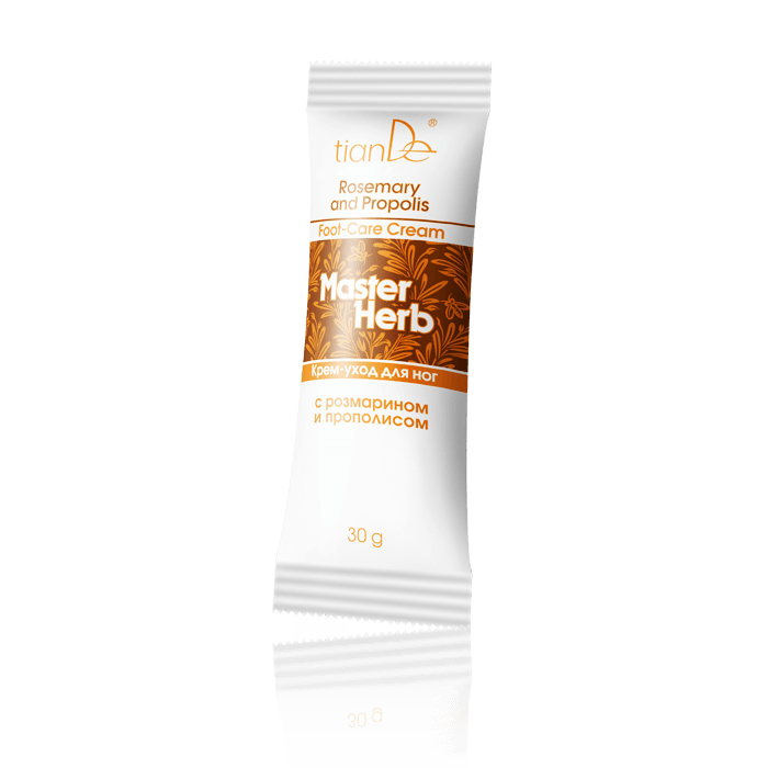 Rosemary and Propolis Foot Care Cream