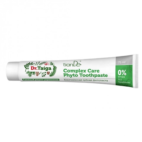 Complex Care Phyto Toothpaste