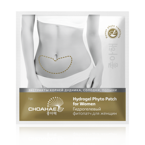 Hydrogel Phyto Patch for Women