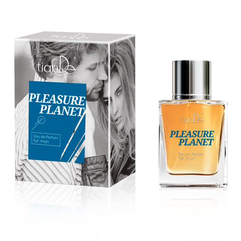 Tiande eau de parfum for men Pleasure Planet