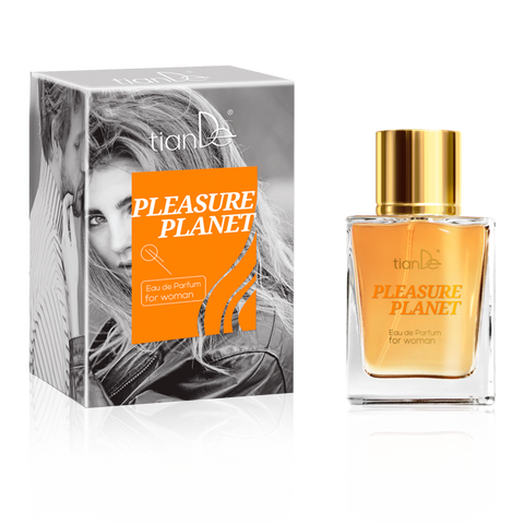 Tiande eau de parfum for women Pleasure Planet