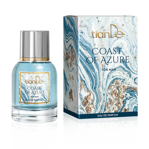 Tiande eau de parfum for men Coast of Azure