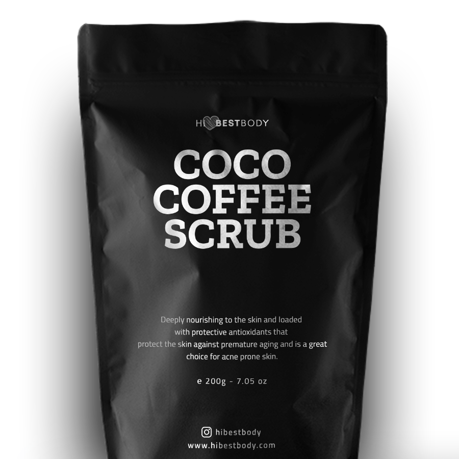 Coconut Coffee Scrub