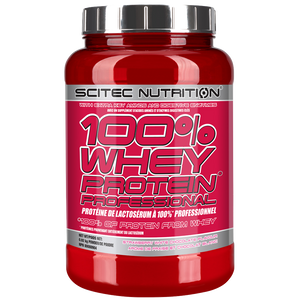 100% Whey Protein Professional - Europe's #1 Protein Line (29 g of Protein per full Scoop)