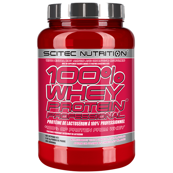 100% Whey Protein Professional - Europe's #1 Protein Line