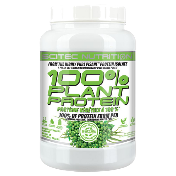 100% Plant Protein - #1 Best Selling Vegan Formula